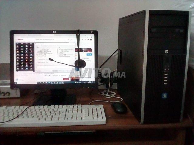 desktop ordinateur de bureau marque hp - 3