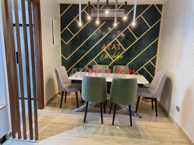 Tables et chaises pour salle à manger (TURK) - 2