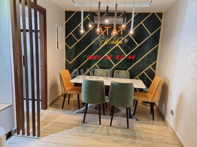 Tables et chaises pour salle à manger (TURK) - 1