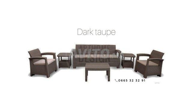 Salon pour terrasse 5 places  - 4