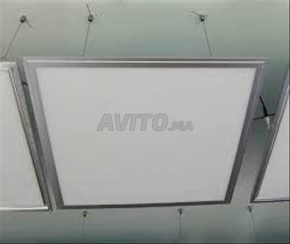 LED Panel carré 60*60  48W Blanc FROID - 5