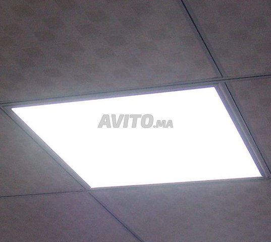 LED Panel carré 60*60  48W Blanc FROID - 1