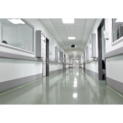 LED Panel carré 60*60  48W Blanc FROID - 7
