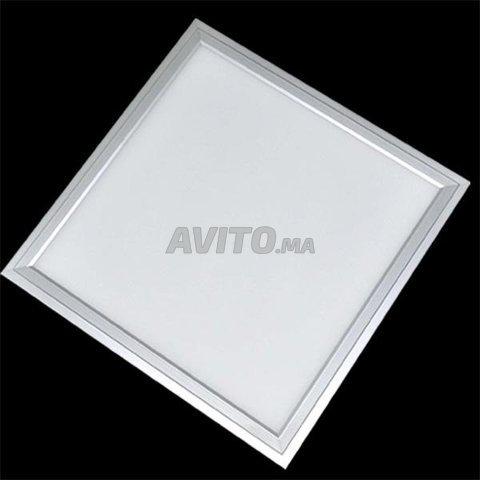 LED Panel carré 60*60  48W Blanc FROID - 4