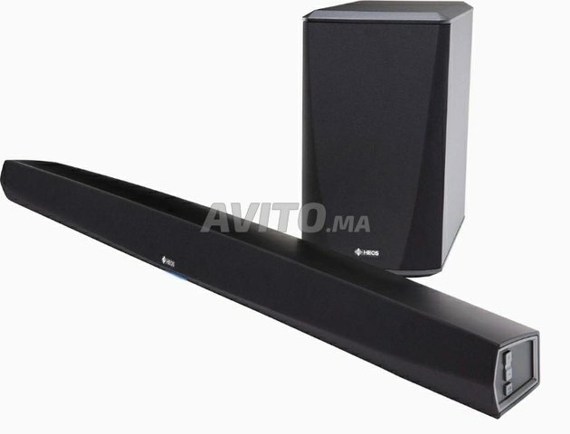 barre de son heos 4k uhd Bluetooth  - 1