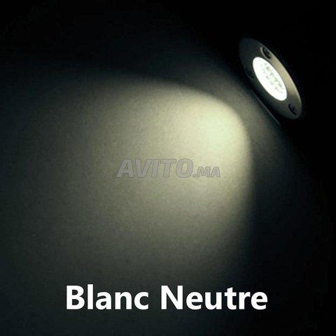 Spot sol 20W COB blanc neutre - 1