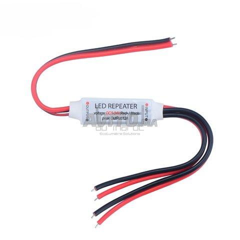 Mini amplificateur led unicoleur 2 PIN 5A 524V - 2