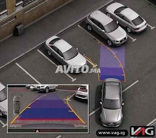 3 camera de voiture et system de stationnement - 4