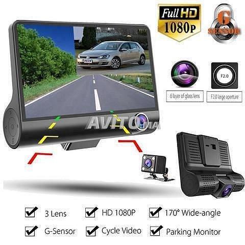 3 camera de voiture et system de stationnement - 3