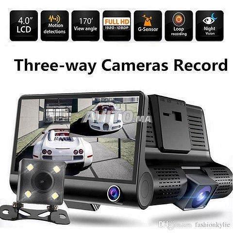 3 camera de voiture et system de stationnement - 2