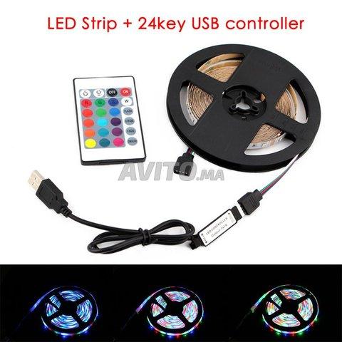 Led strip  RGB light  - 1