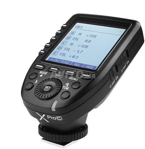 Déclencheur GODOX XPRO-C uniquement pour  CANON - 2