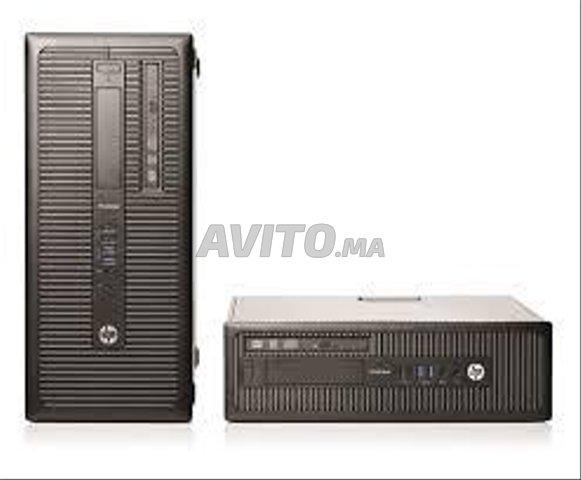 HP ProDesk 600 Core i5 Gen 4 Ram 8GB HDD 500GB  - 2