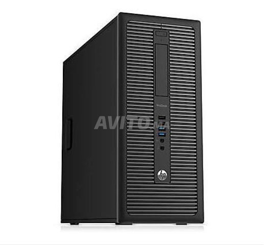HP ProDesk 600 Core i5 Gen 4 Ram 8GB HDD 500GB  - 1