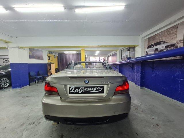 BMW Série 1 Cabriolet  - 5