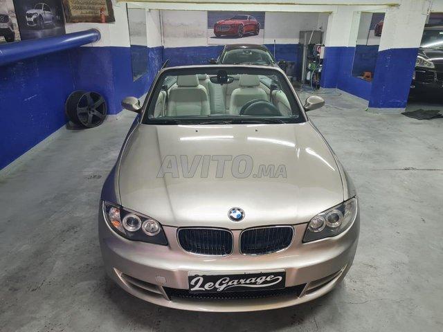 BMW Série 1 Cabriolet  - 1