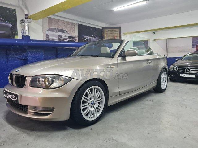 BMW Série 1 Cabriolet  - 3