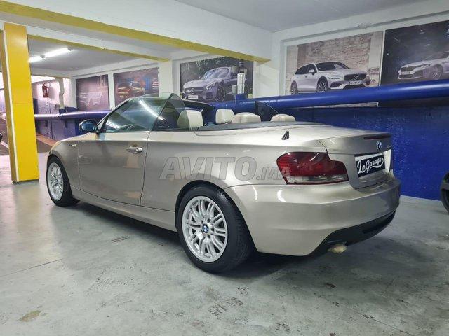 BMW Série 1 Cabriolet  - 6