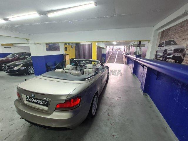 BMW Série 1 Cabriolet  - 4