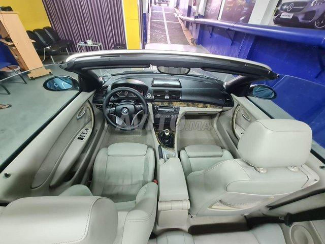 BMW Série 1 Cabriolet  - 8