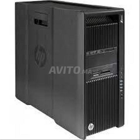 station HP Z840 Xeon avec quadro P6000 24go - 1