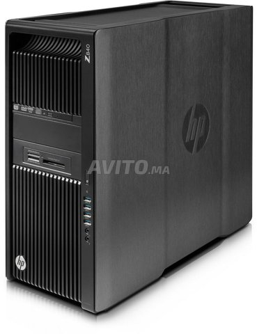 station HP Z840 Xeon avec quadro P6000 24go - 2