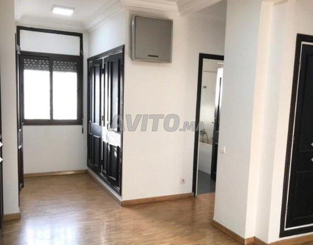 appartement usage bureau au maarif - 5