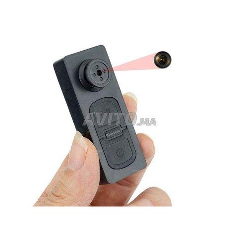Bouton de chemise caméra espion HD - 1