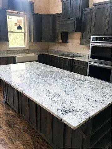 granite pour cuisine façade et SDB - 4