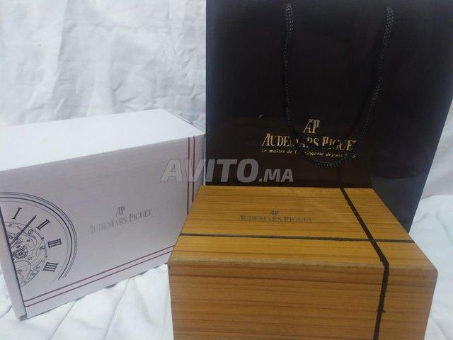 AP Audemars Piguet Royal Oak Automatique Bleu - 3