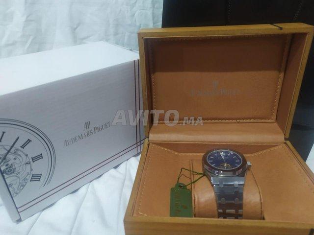 AP Audemars Piguet Royal Oak Automatique Bleu - 2