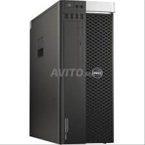 STATION Dell T7810 Xeon 2*E5-2650 V3 / K5000. 4Go - 1