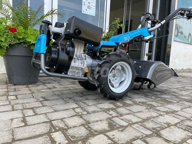 MOTOCULTEUR DIESEL BERTOLINI 407 S - 6