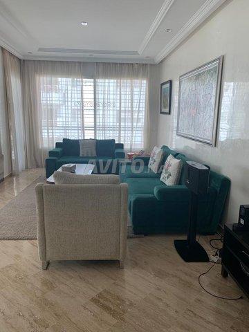bel appartement  à louer près  de l école belge  - 7