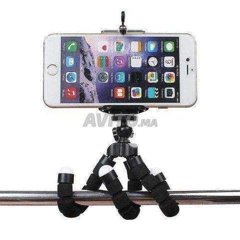 Trépied Flexible Support Réglable Selfie 360 deg - 5