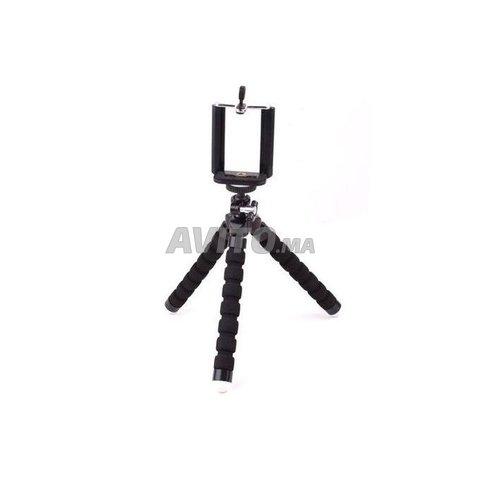 Trépied Flexible Support Réglable Selfie 360 deg - 8