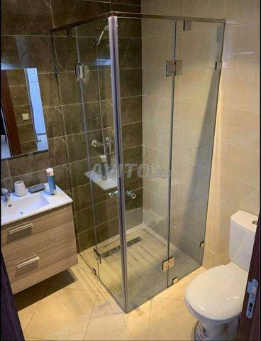 paroi de douche cabine verre trempé - 7