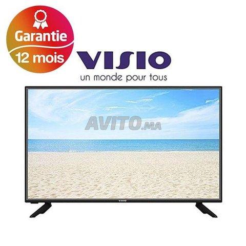 TV Visio 32P Led VISIO Recepteur integré TNT  2020 - 1
