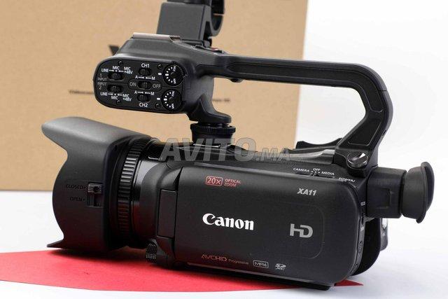 Caméscope Canon XA11 Neuf Magasin SAYMON SHOP - 3
