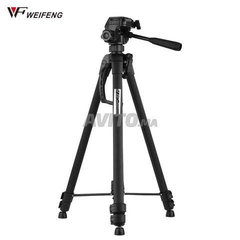 Trépied Weifeng WF-3560 - 1