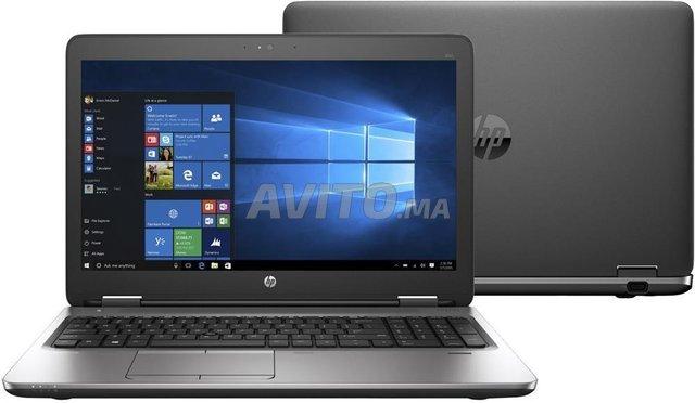 Pc HP 650 G2 i5-6300/ 8G/ 500 GO SATA /15.6POUCES - 1