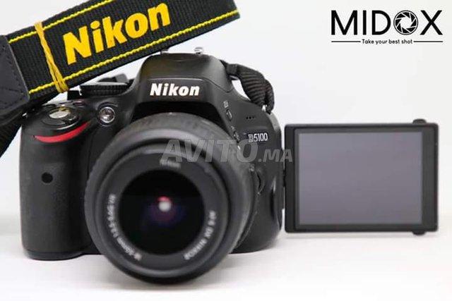 Nikon D5100 18-55mm Magasin Midox SHOP à maarif - 3