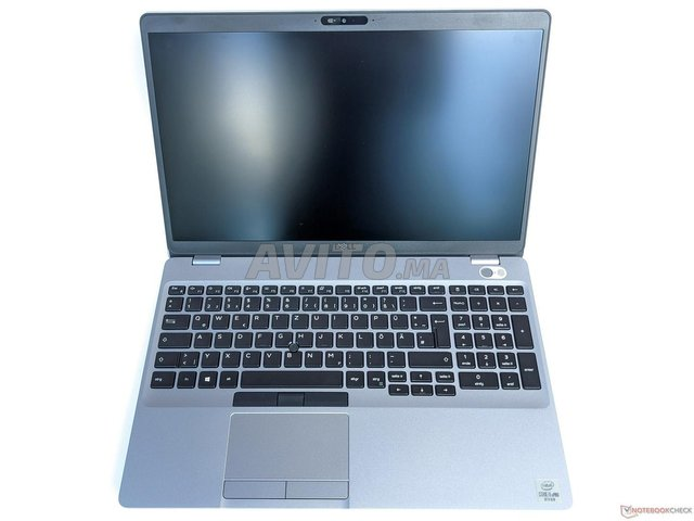 TOUCH Dell Latitude 5510 i5 10TH 16G DDR4 2021  - 1