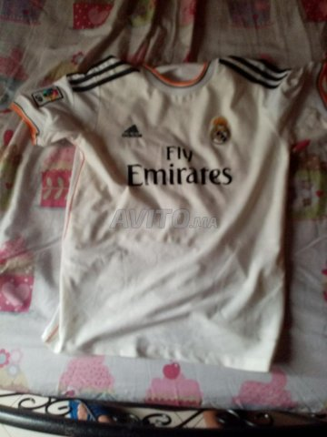 Tenu Real Madrid اصلي Taille M - 1