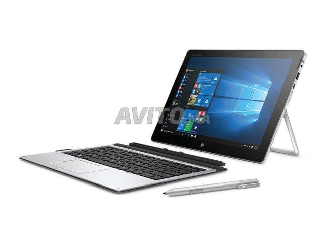 HP Elite X2 Intel Core i5-7300U 8 Go 256 Go SSD - 1