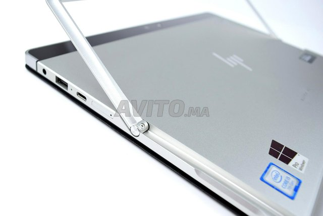 HP Elite X2 Intel Core i5-7300U 8 Go 256 Go SSD - 6