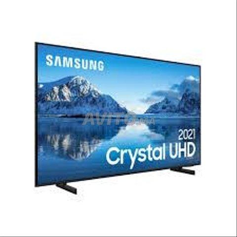 Tv samsung 65 smart 4 K 65AU8002 model 2021 - 1