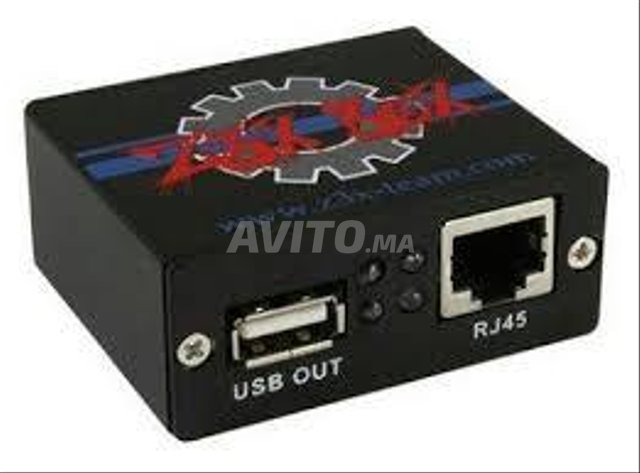 boitat flash decodage z3x pro sigma active pack - 6