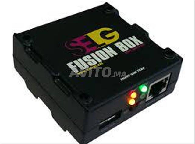boitat flash decodage z3x pro sigma active pack - 3
