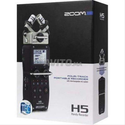 Enregistreur Zoom H5 multipiste - 3